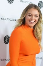 ISKRA LAWRENCE at 5th Annual Beautycon Festival in Los Angeles 08/12/2017