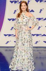 IVANA BAQUERO at 2017 MTV Video Music Awards in Los Angeles 08/27/2017