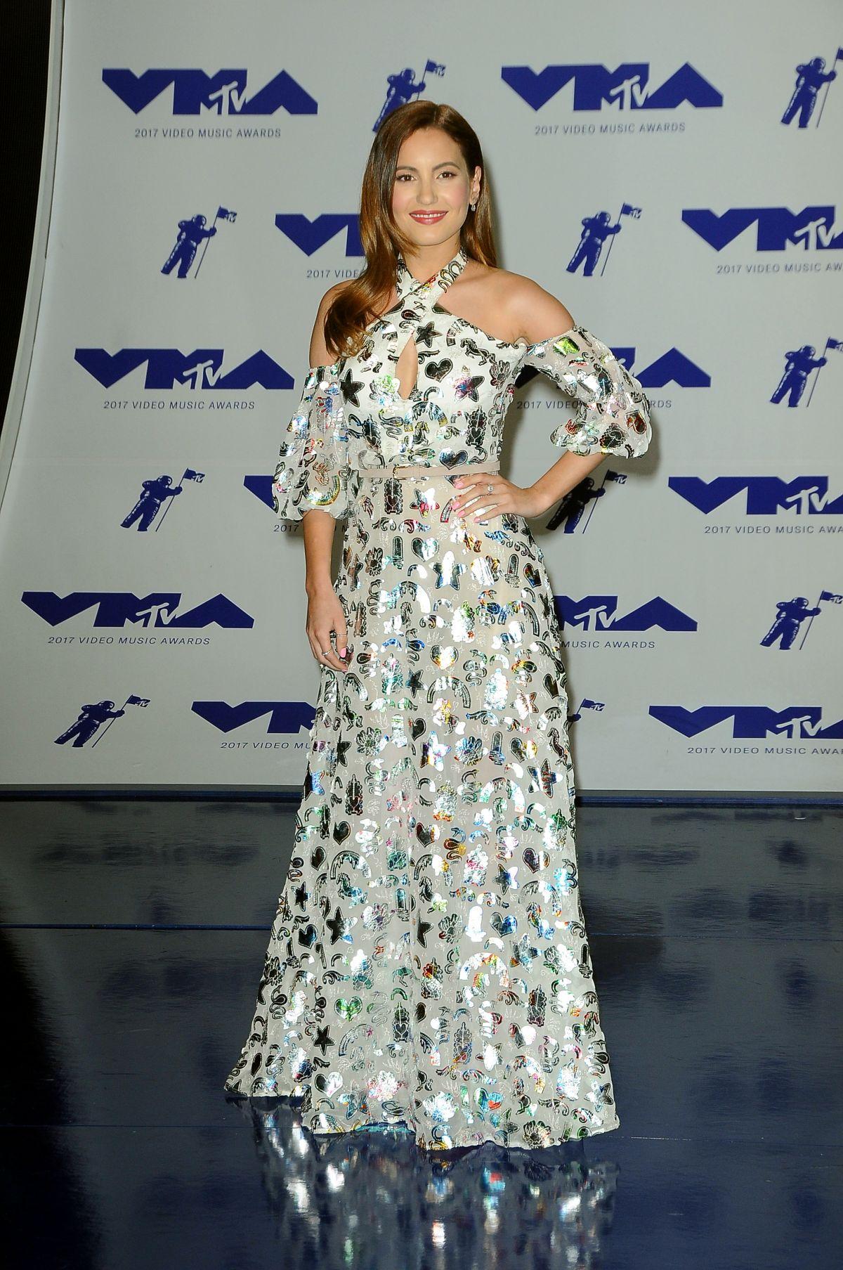 IVANA BAQUERO at 2017 MTV Video Music Awards in Los ...