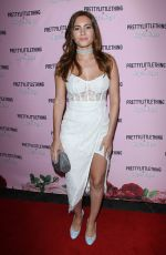 IVANA BAQUERO at The Prettylittlething x Olivia Culpo Launch in Hollywood 08/17/2017