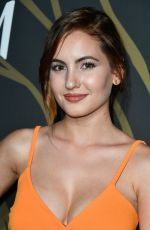 IVANA BAQUERO at Variety Power of Young Hollywood in Los Angeles 08/08/2017
