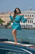 IZABEL GOULART at 2017 Venice International Film Festival 08/30/2017