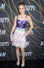 IZABELA VIDOVIC at Variety Power of Young Hollywood in Los Angeles 08/08/2017