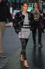 JADA PINKETT SMITH Arrives at Channel 7 in Sydney 08/30/2017