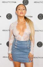 JADE KENDLE at Beautycon LA at LA Convention Center in Los Angeles 08/13/2017