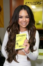 JANEL PARRISH at Backstage Creations Celebrity Retreat at Teen Choice Awards 08/13/2017