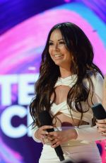 JANEL PARRISH at Teen Choice Awards 2017 in Los Angeles 08/13/2017