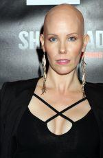 JANNICA OLIN at Sharknado 5: Global Swarming Premiere in Las Vegas 08/06/2017