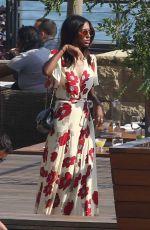 JASMINE TOOKES at Nobu in Malibu 08/05/2017