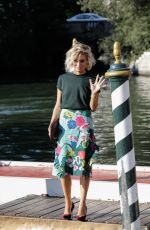 JASMINE TRINCA at 74th Venice Film Festival Launch Photocall 08/29/2017