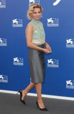 JASMINE TRINCA at Jury Photocall at 74th Venice International Film Festival 08/30/2017