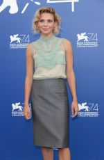 JASMINE TRINCA at Jury Photocall at 74th Venice International Film Festival 08/30/2017