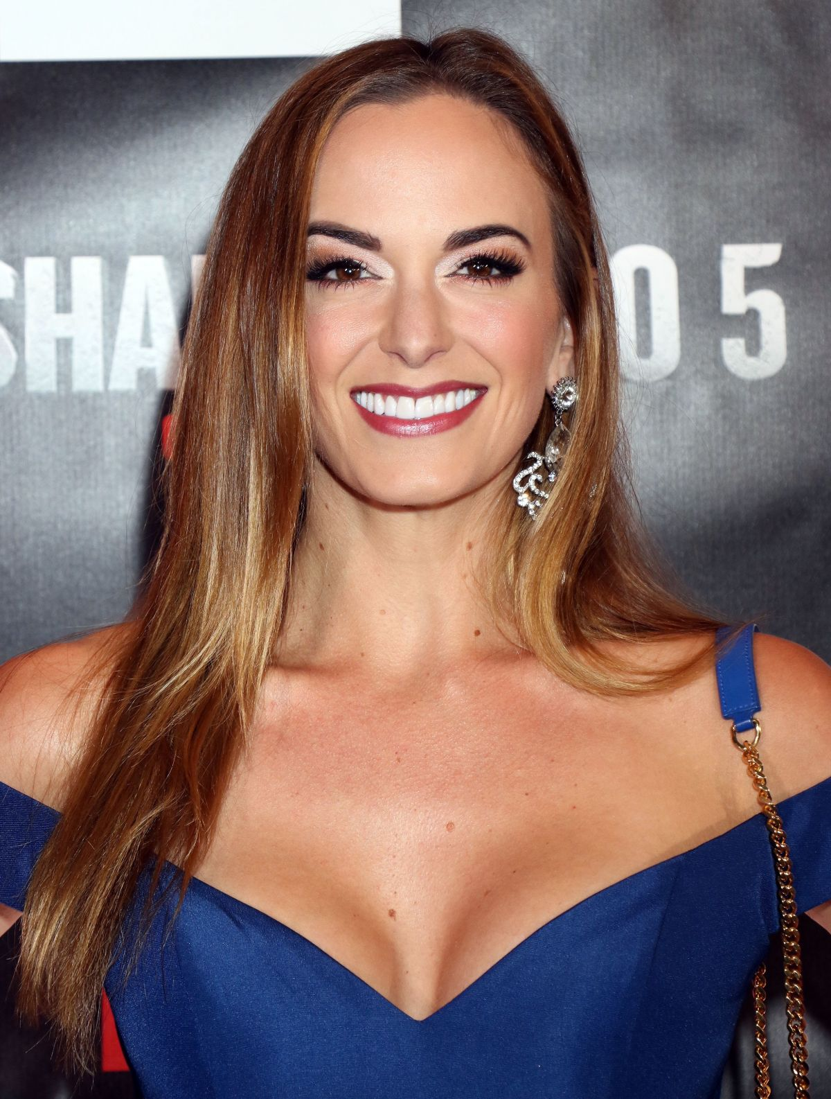 JENA SIMS at Sharknado 5: Global Swarming Premiere in Las