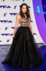 JENELLE EVANS at 2017 MTV Video Music Awards in Los Angeles 08/27/2017