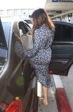 JENNA DEWAN at LAX Airport in Los Angeles 08/03/2017