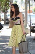 JENNA DEWAN Leaves Joan's on Third in Hollywood 08/01/2017
