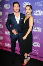 JENNA JOHNSON at Industry Dance Awards in Hollywood 08/16/2017