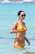 JENNIFER CONNELLY in Bikini at a Beach in Ibiza 08/17/2017
