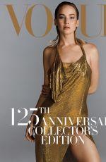 JENNIFER LAWRENCE for Vogue Magazine, September 2017