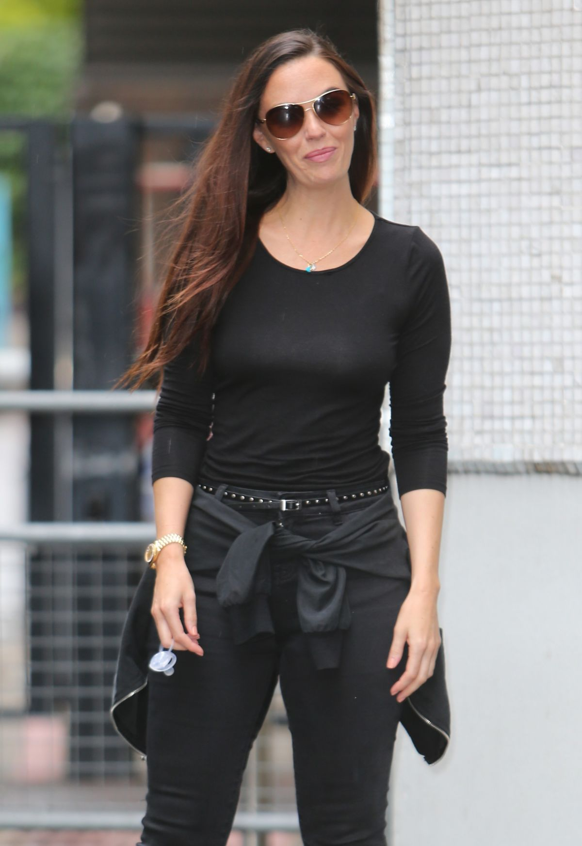 JENNIFER METCALFE at ITV Studios in London 08/17/2017