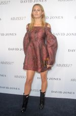 JESINTA FRANKLIN at David Jones S/S 2017 Collections Launch in Sydney 08/09/2017