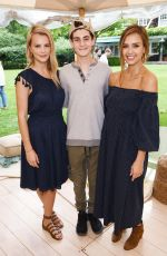 JESSICA ALBA at Honest Company and The Great. Celebrate Great Adventure in New York 08/05/2017