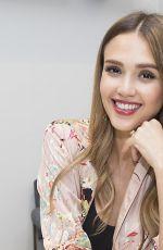 JESSICA ALBA at Honest Company in Los Angeles 08/24/2017