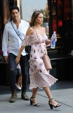 JESSICA ALBA Out and About in New York 08/03/2017