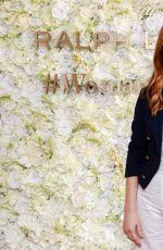 JESSICA CHASTAIN at Ralph Lauren Woman Launch Breakfast in New York 08/01/2017