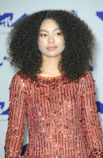 JESSICA SULA at 2017 MTV Video Music Awards in Los Angeles 08/27/2017