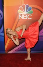 JESSIE GRAFF at NBC Summer Press Tour in Los Angeles 08/03/2017