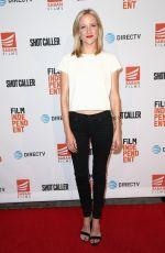 JESSY SCHRAM at Shot Caller Premiere in Los Angeles 08/15/2017