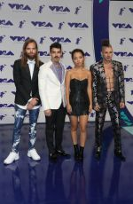 JINJOO LEE at 2017 MTV Video Music Awards in Los Angeles 08/27/2017