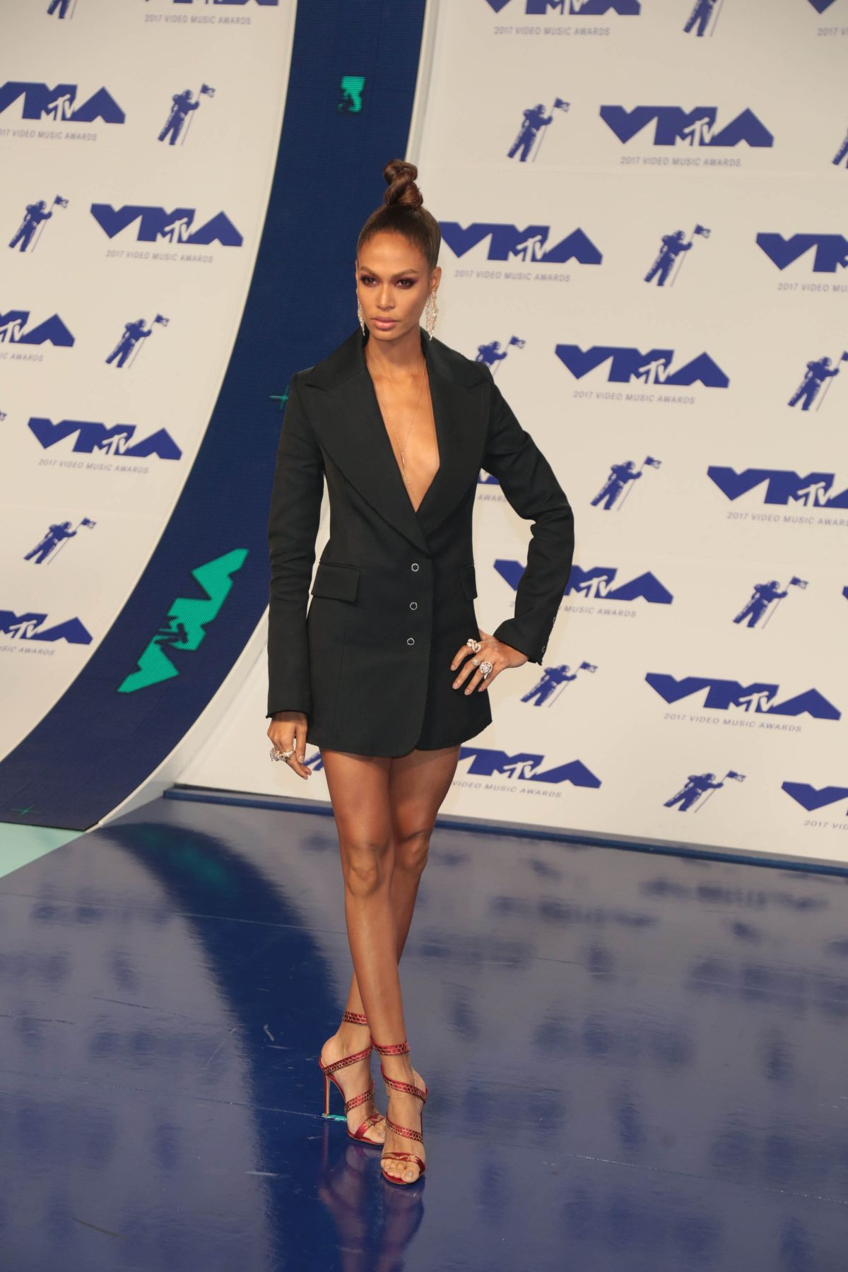 JOAN SMALLS at 2017 MTV Video Music Awards in Los Angeles 08/27/2017