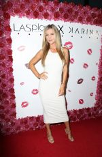 JOANNA KRUPA at Karina Smirnoff Make Up Collection Launch in Beverly Hills 08/21/2017