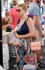 JODIE SWEETIN at Farmers Market in Studio City 08/27/2017