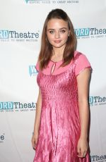 JOEY KING at Into the Cosmos Premiere in Los Angeles 08/26/2017
