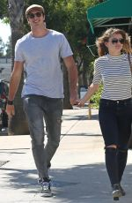 JOEY KING Out and About in Studio City 08/17/2017