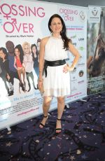 JOHANNA POLLET at Crossing Over Premiere in London 08/06/2017