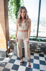 JOJO FLETCHER and BECCA TILLEY at Sole Society Toasts Friends and Fall Fashion in Los Angeles 08/10/2017