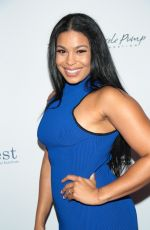 JORDIN SPARKS at 17th Annual Harold & Carole Pump Foundation Gala in Los Angeles 08/11/2017