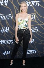 JORDYN JONES at Variety Power of Young Hollywood in Los Angeles 08/08/2017