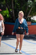JORGIE PORTER Out and About in Los Angeles 08/08/2017
