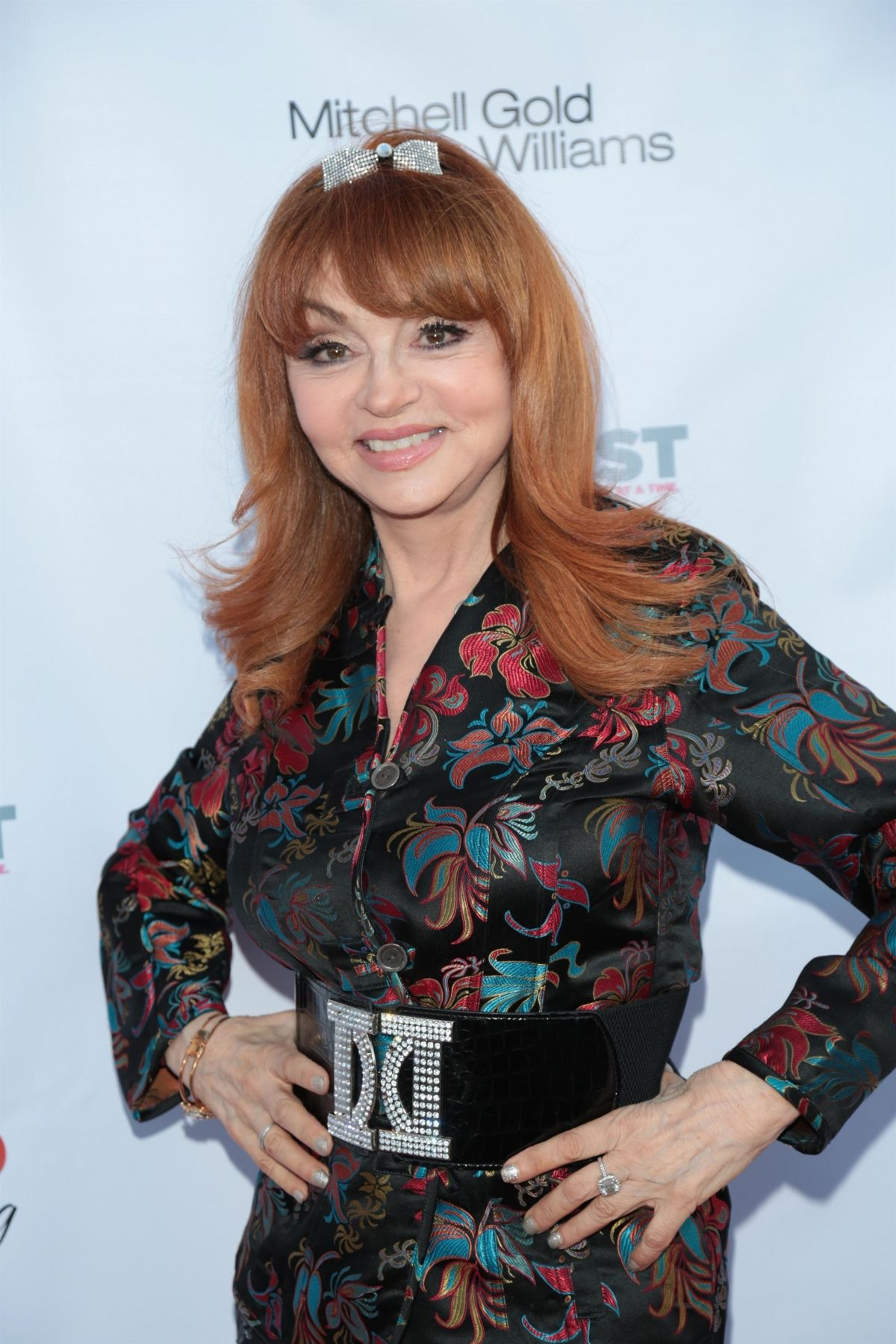 JUDY TENUTA at A Very Sordid Wedding Premiere in Los Angeles 08/16/2017