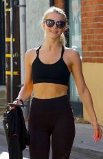JULIANNE HOUGH Leaves Tracy Anderson