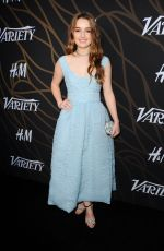 KAITLYN DEVER at Variety Power of Young Hollywood in Los Angeles 08/08/2017