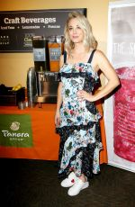 KALEY CUOCO Hosts Panera Bread's New Craft Beverage Station in Los Angeles 08/30/2017