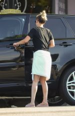 KALEY CUOCO Leaves a Yoga Class in Studio City 08/04/2017