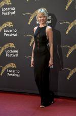 KAMILLA ALNES at 70th Locarno Festival in Locarno 08/04/2017