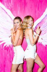 KARISMA and KIRSTEN COLLINS at Beautycon LA at LA Convention Center in Los Angeles 08/13/2017